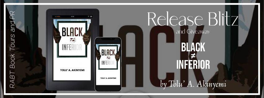Black ≠ Inferior banner