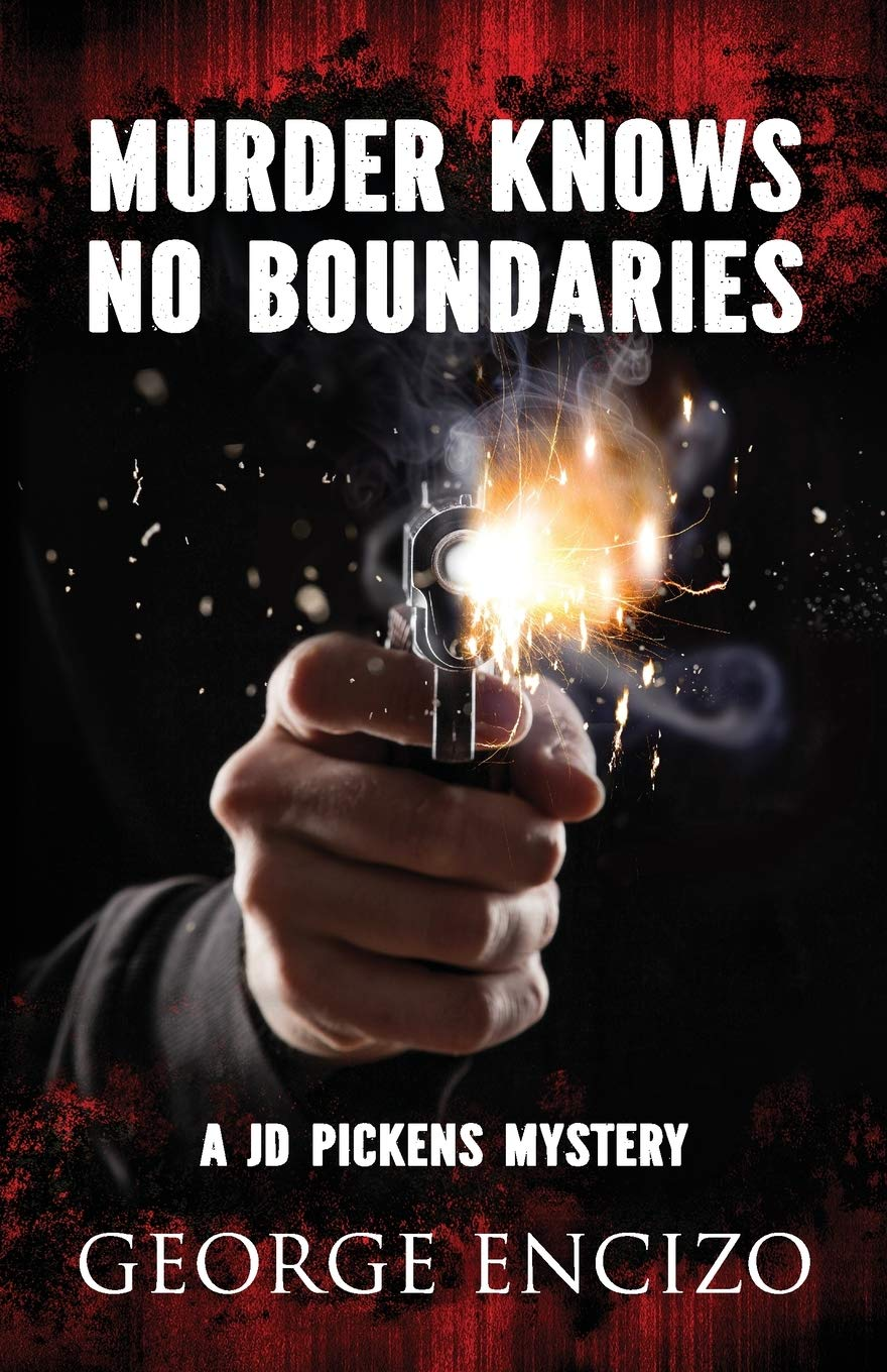 Murder Knows No Boundaries cover