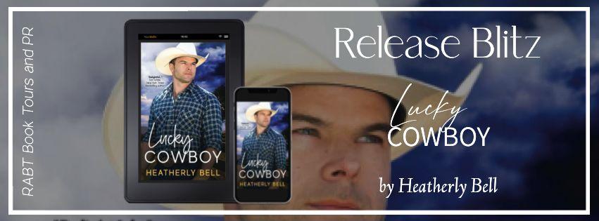Lucky Cowboy banner