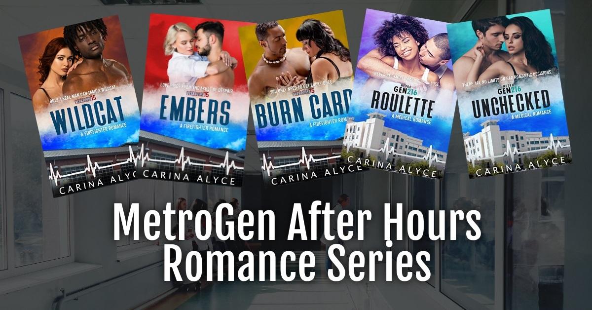 MetroGen After Hours series banner