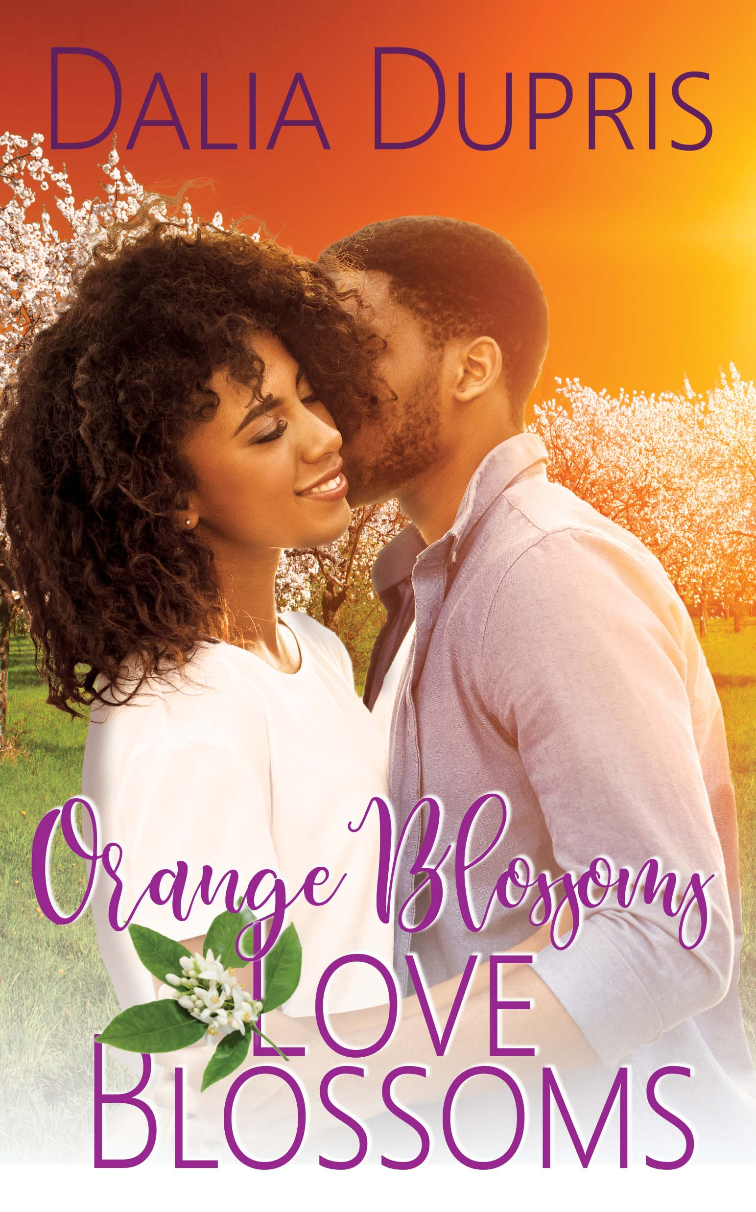 Orange Blossoms, Love Blossoms cover