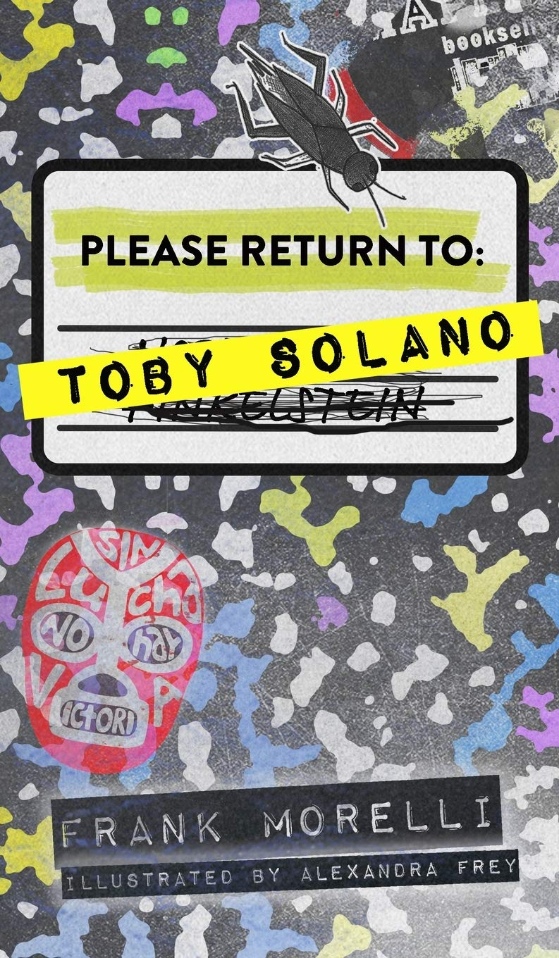 Please Return To: Toby Solano cover