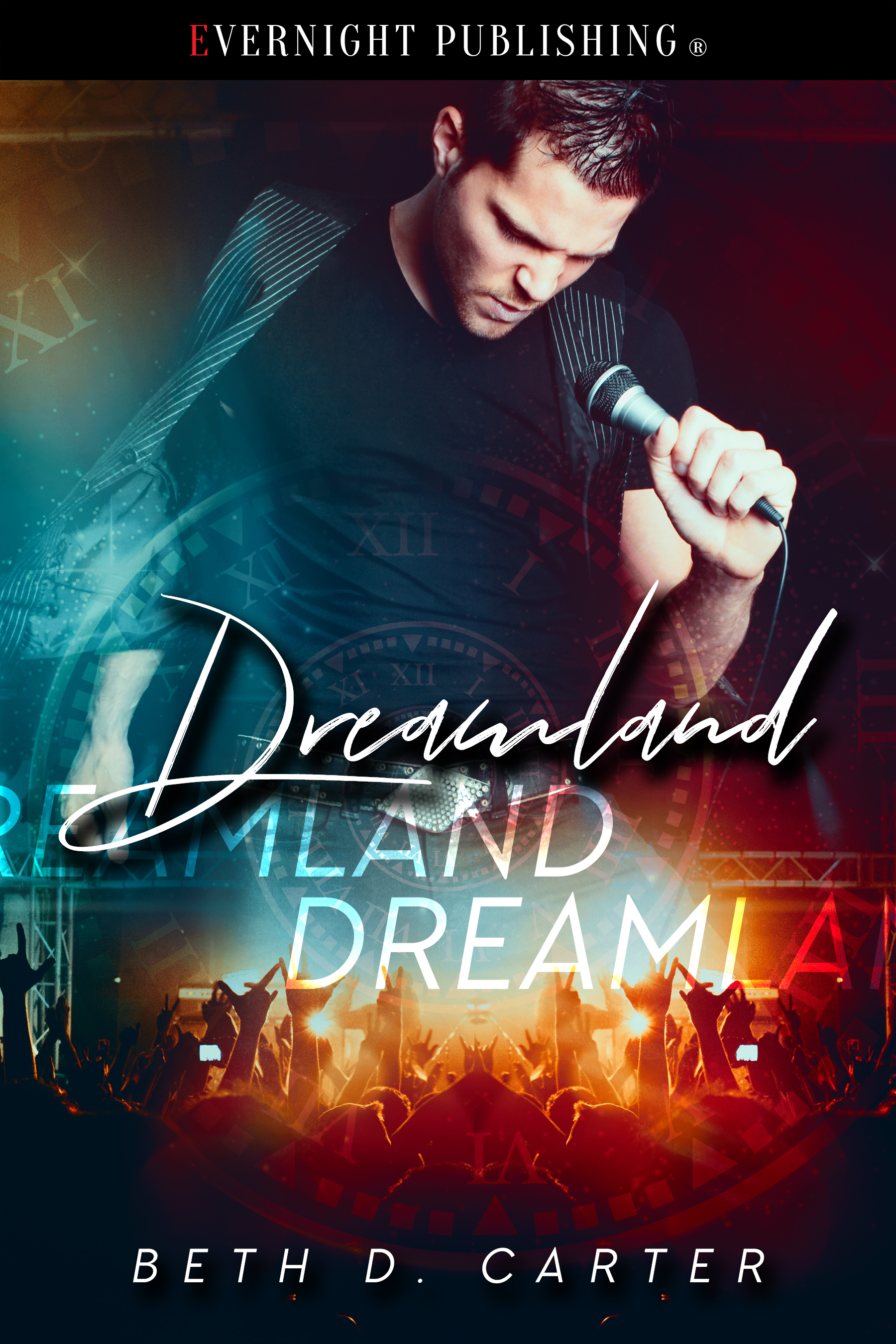 Materials: Dreamland cover