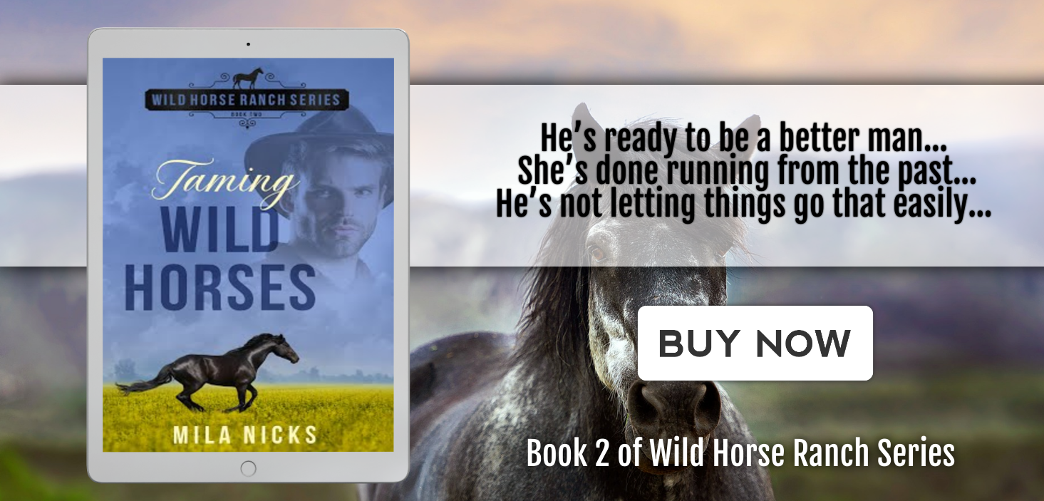 Taming Wild Horses tablet