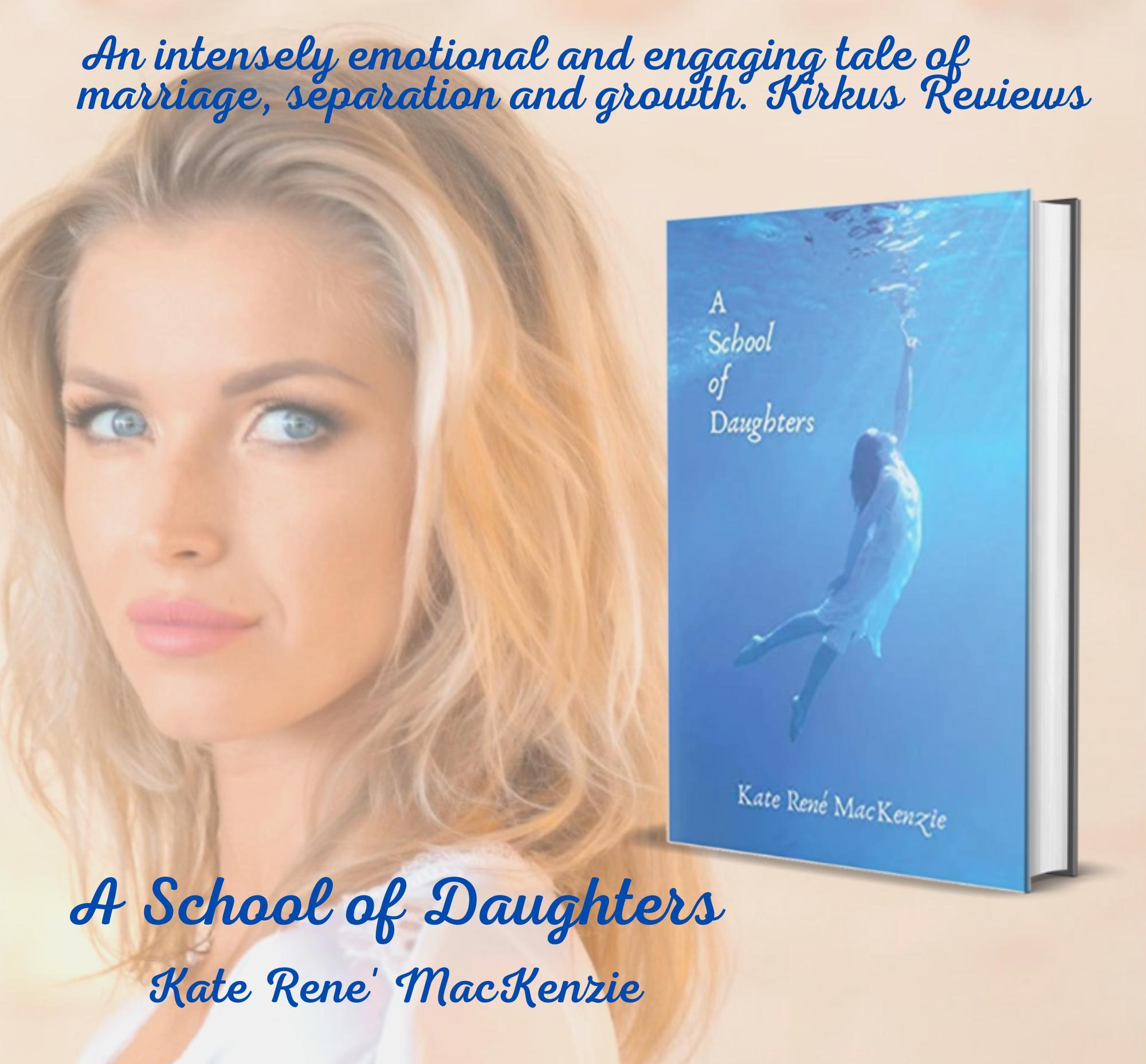 A School of Daughters standing book