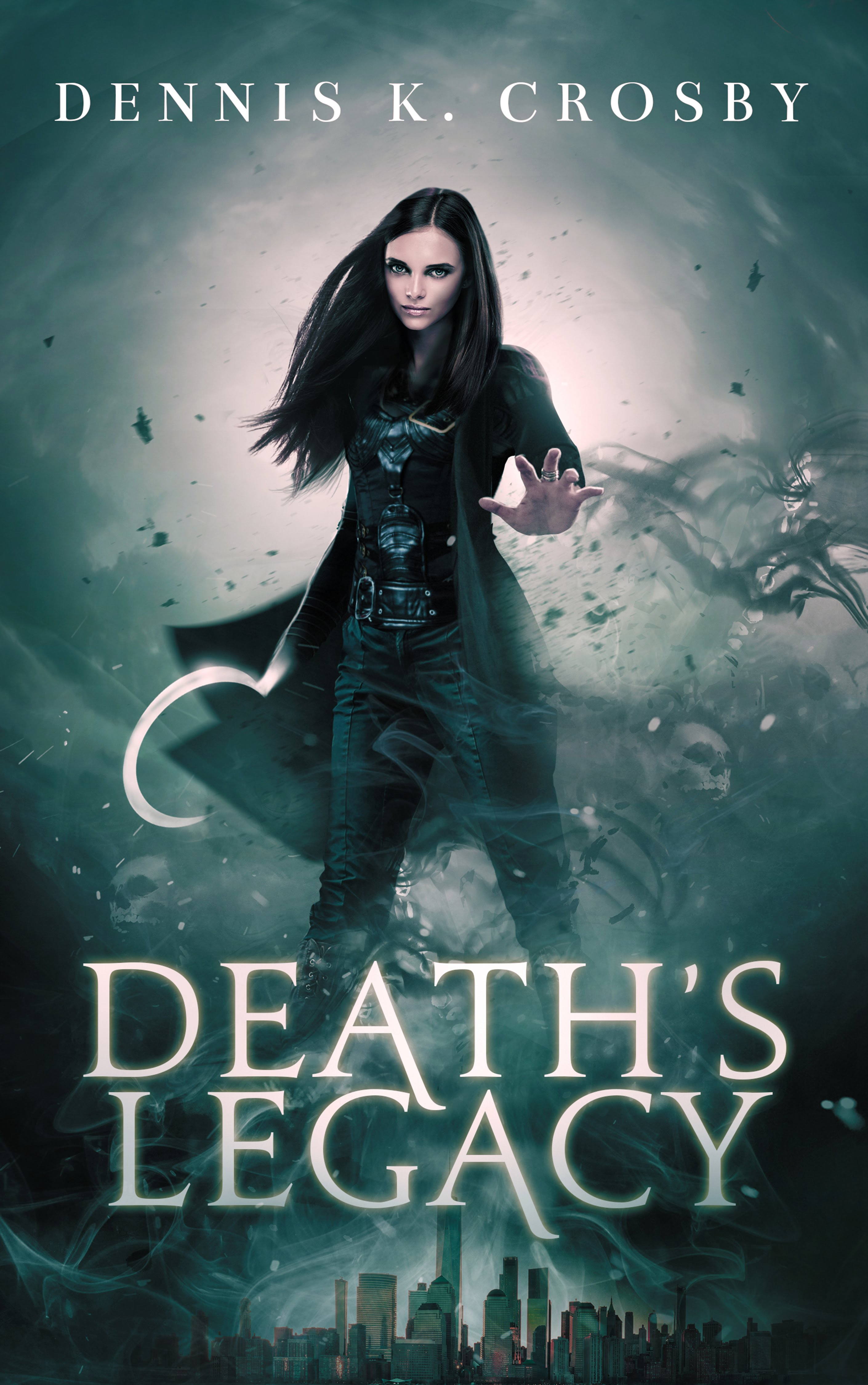 Death's Legacy cover