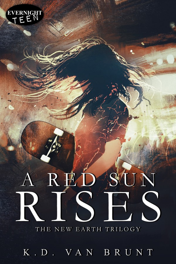 A Red Sun Rises cover