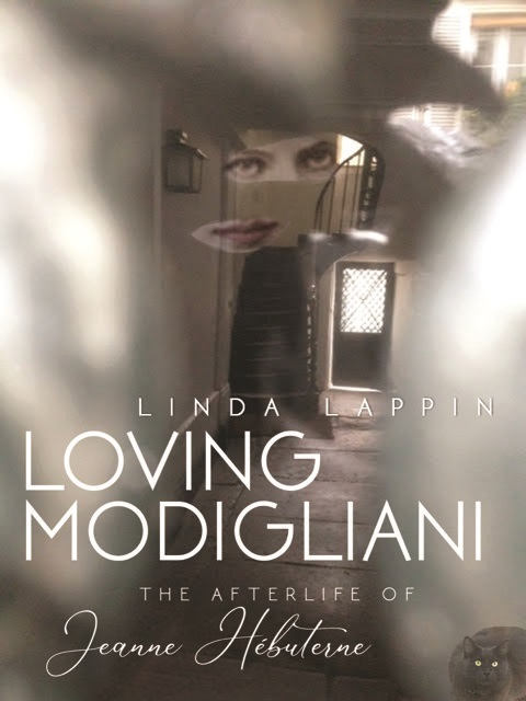 Loving Modigliani cover