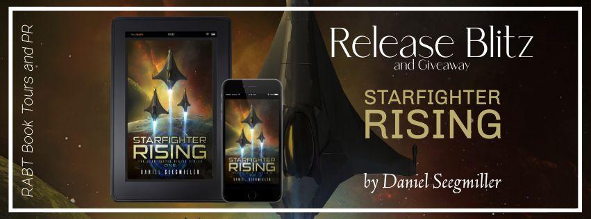 Materials: Starfighter Rising banner