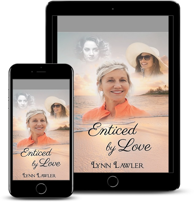 Enticed by Love tablet, phone