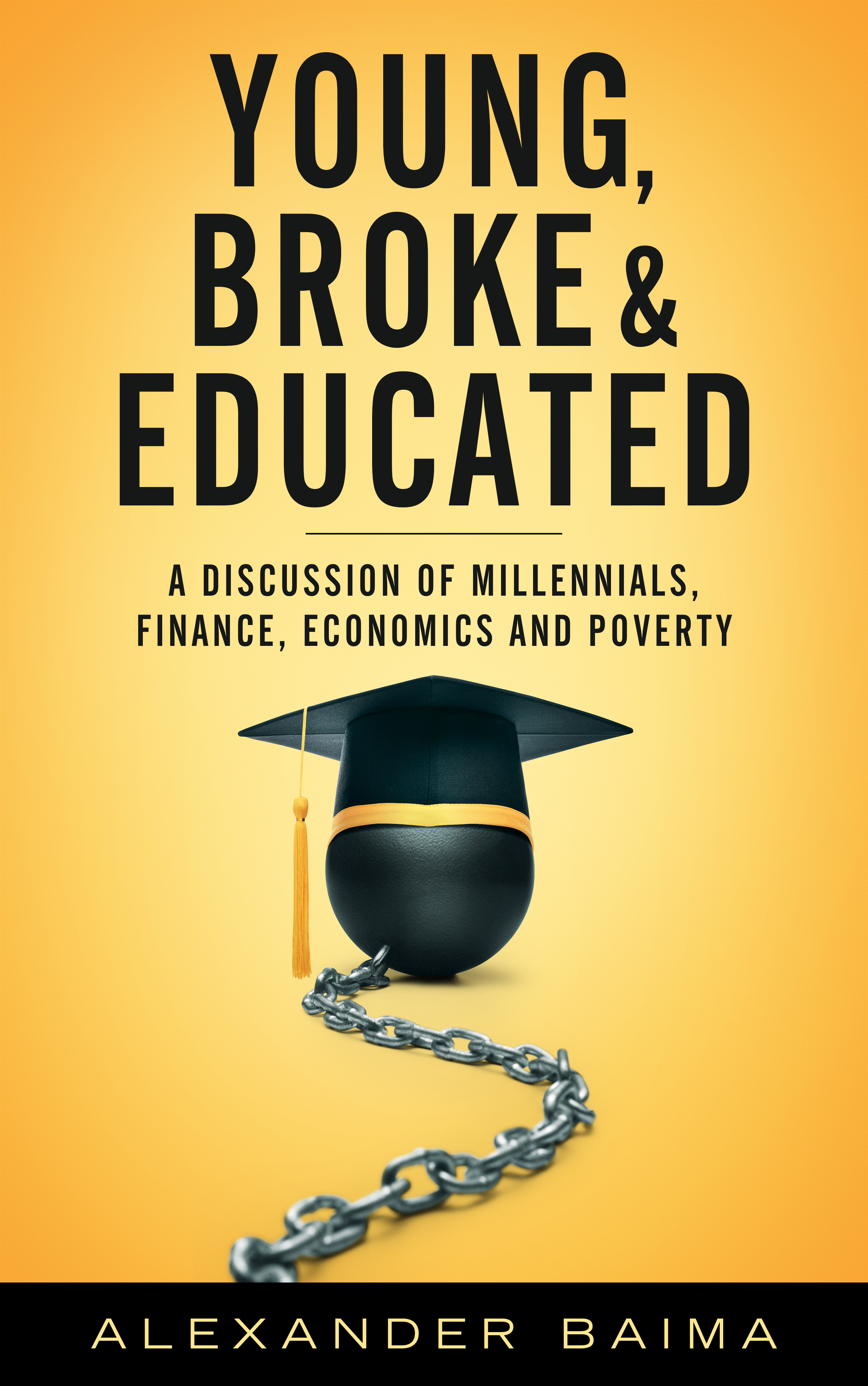 Young, Broke & Educated cover