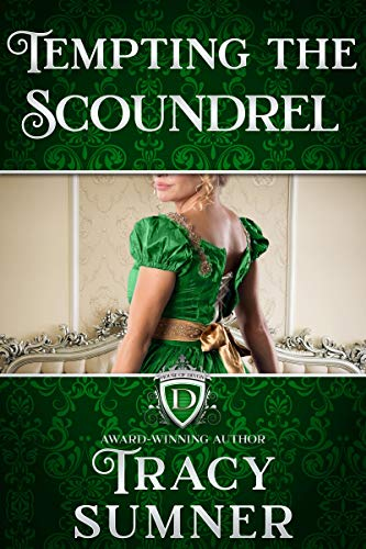 Tempting the Scoundrel cover