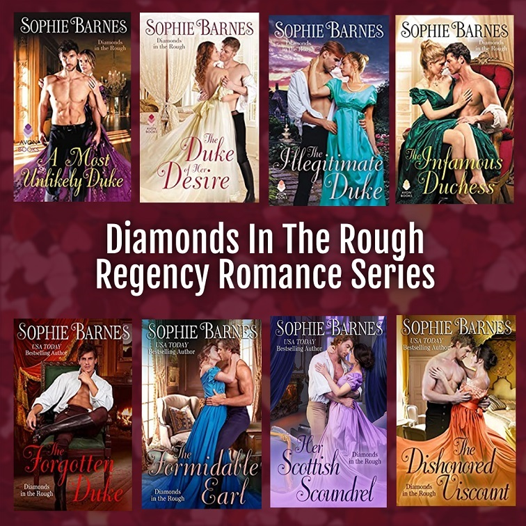 Diamonds In The Rough Series banner