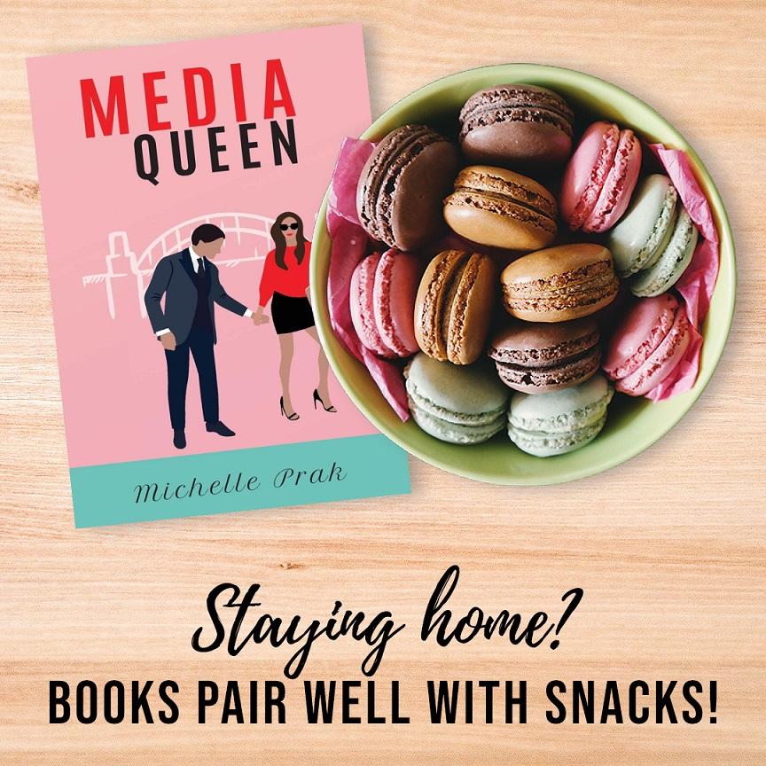 Media Queen paperback