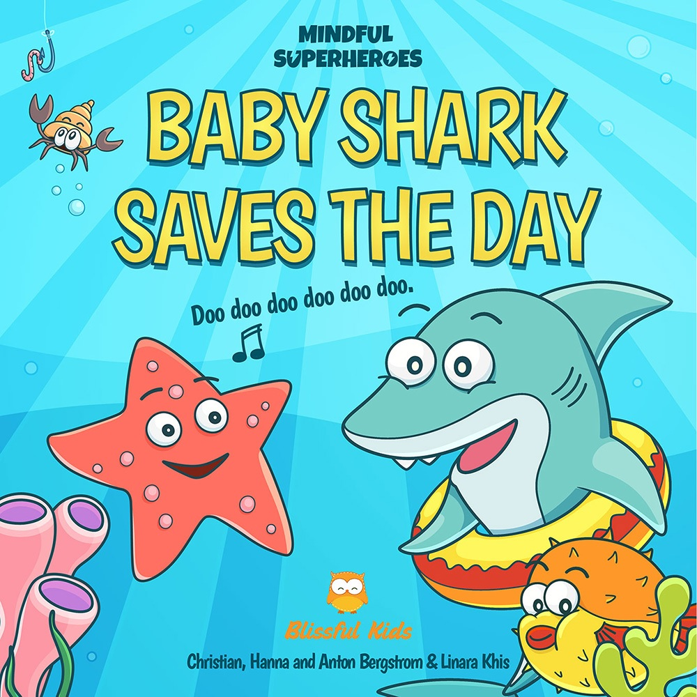 Baby Shark Saves the Day cover