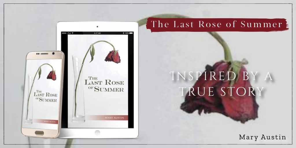 The Last Rose of Summer tablet