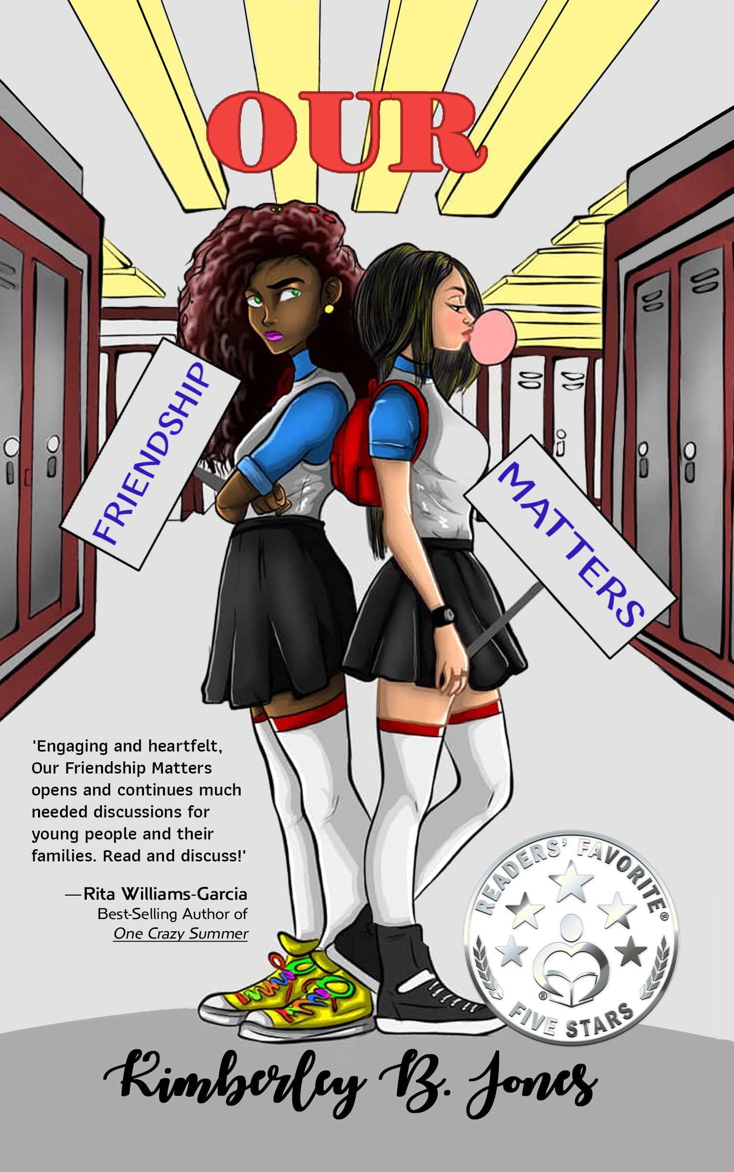 Our Friendship Matters cover