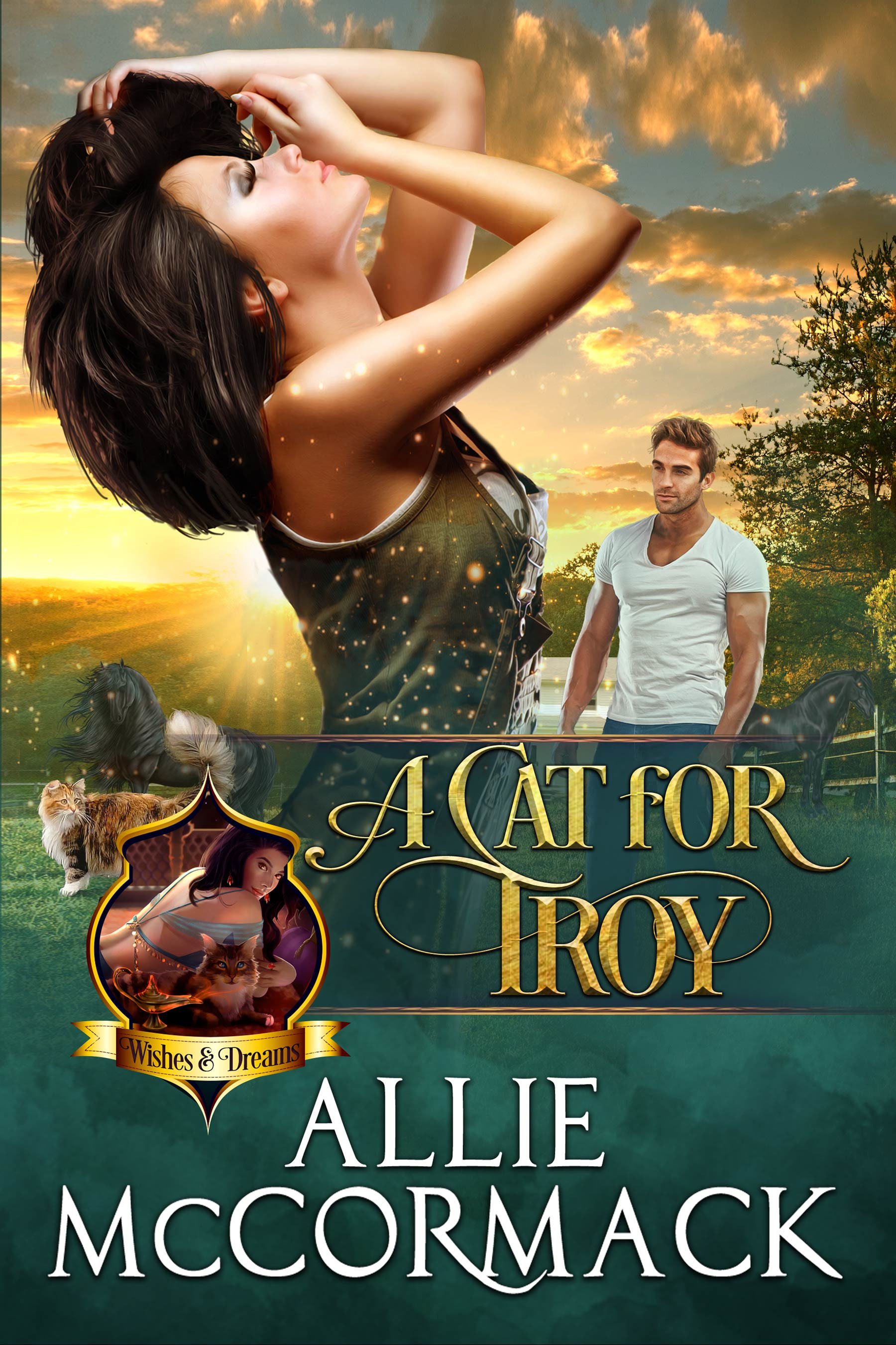 A Cat for Troy cover