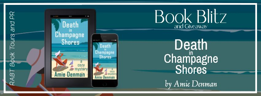 Death in Champagne Shores banner