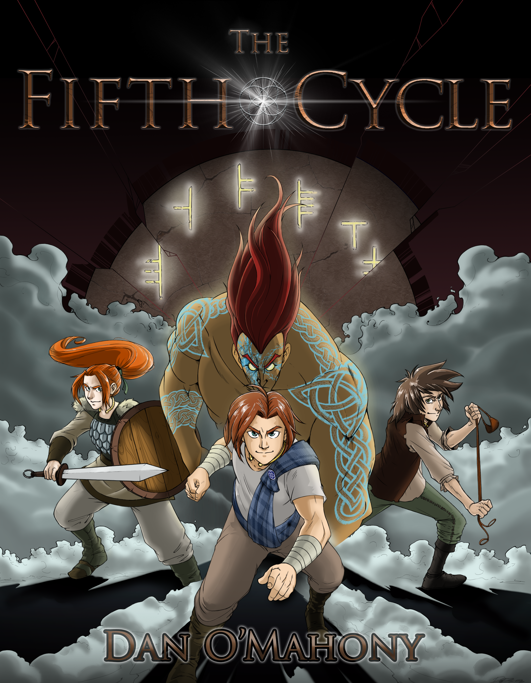 The Fifth Cycle cover