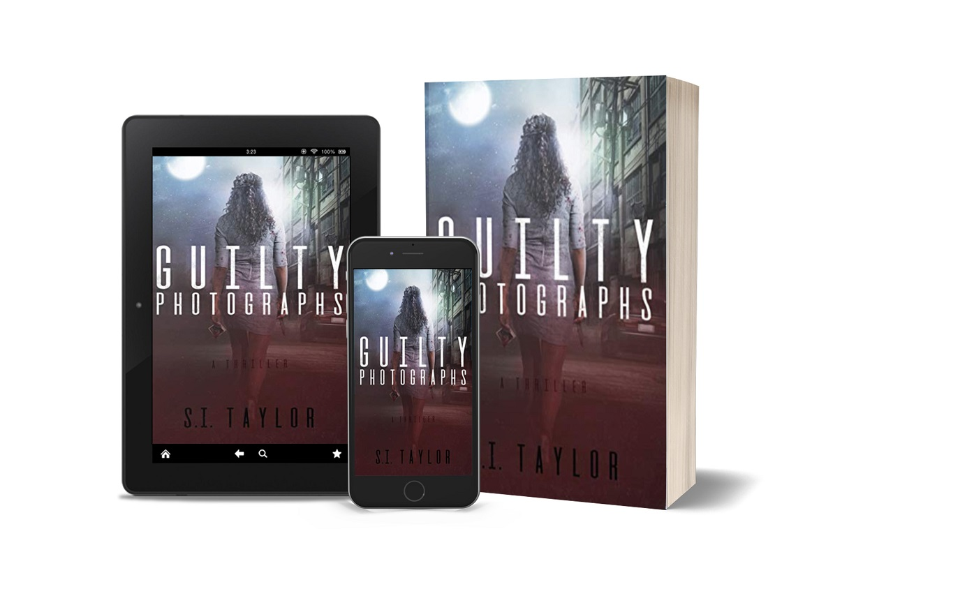 Guilty Photographs phone, tablet, paperback