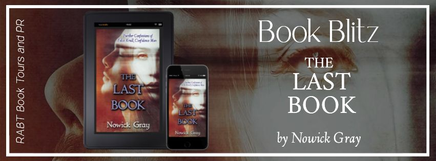 The Last Book banner