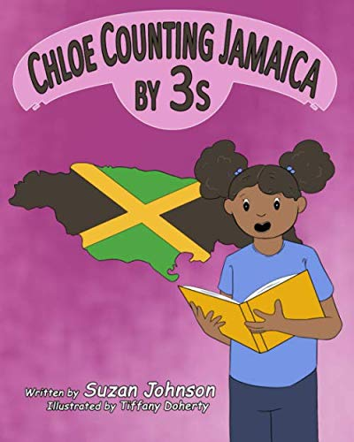 Chloe Counting Jamaica by 3s cover
