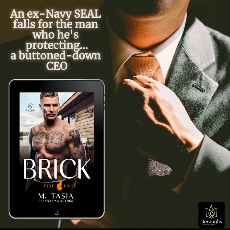 Brick tablet