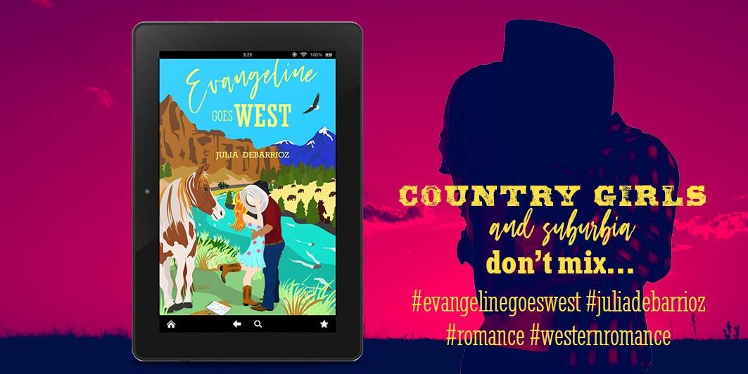Evangeline Goes West tablet
