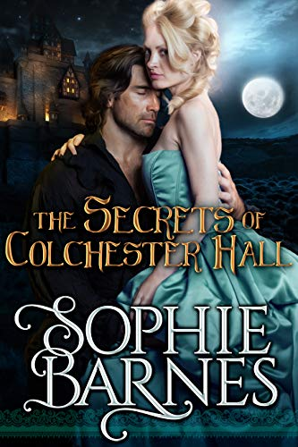 The Secrets of Colchester Hall cover