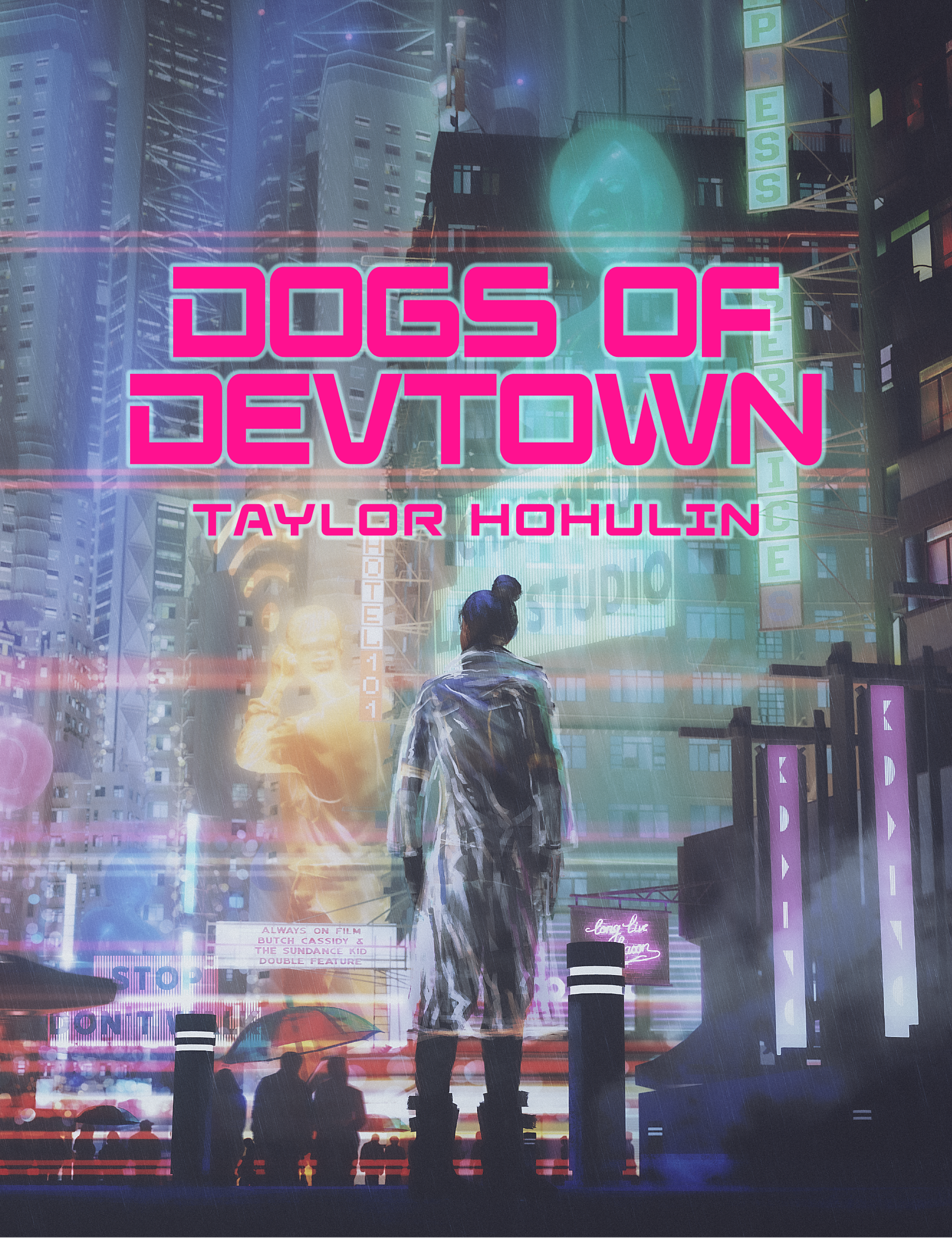 Dogs of DevTown cover