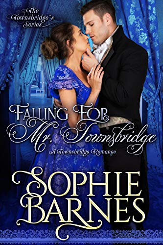 Falling for Mr. Townsbridge cover