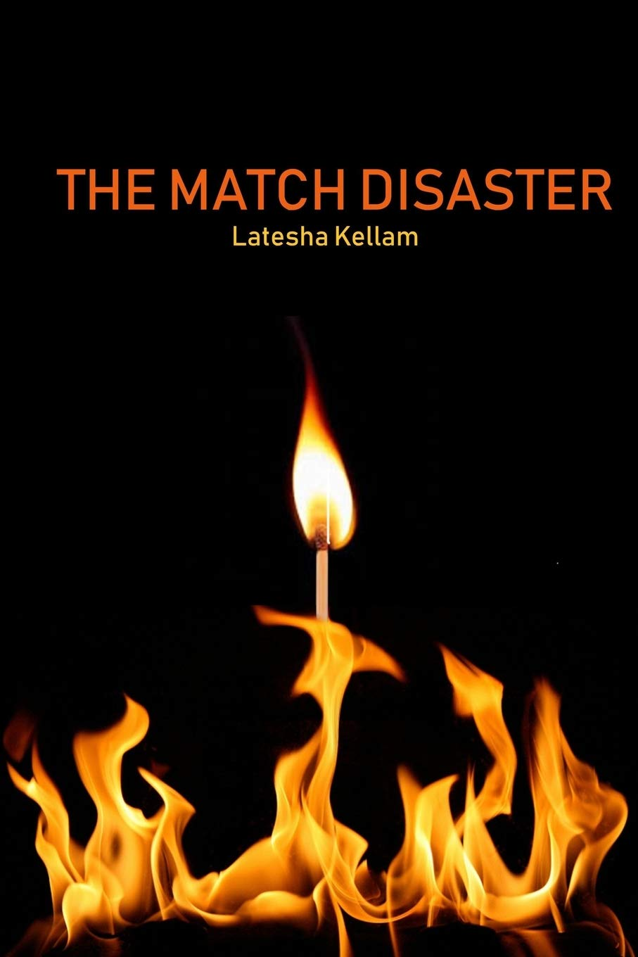 The Match Disaster cover
