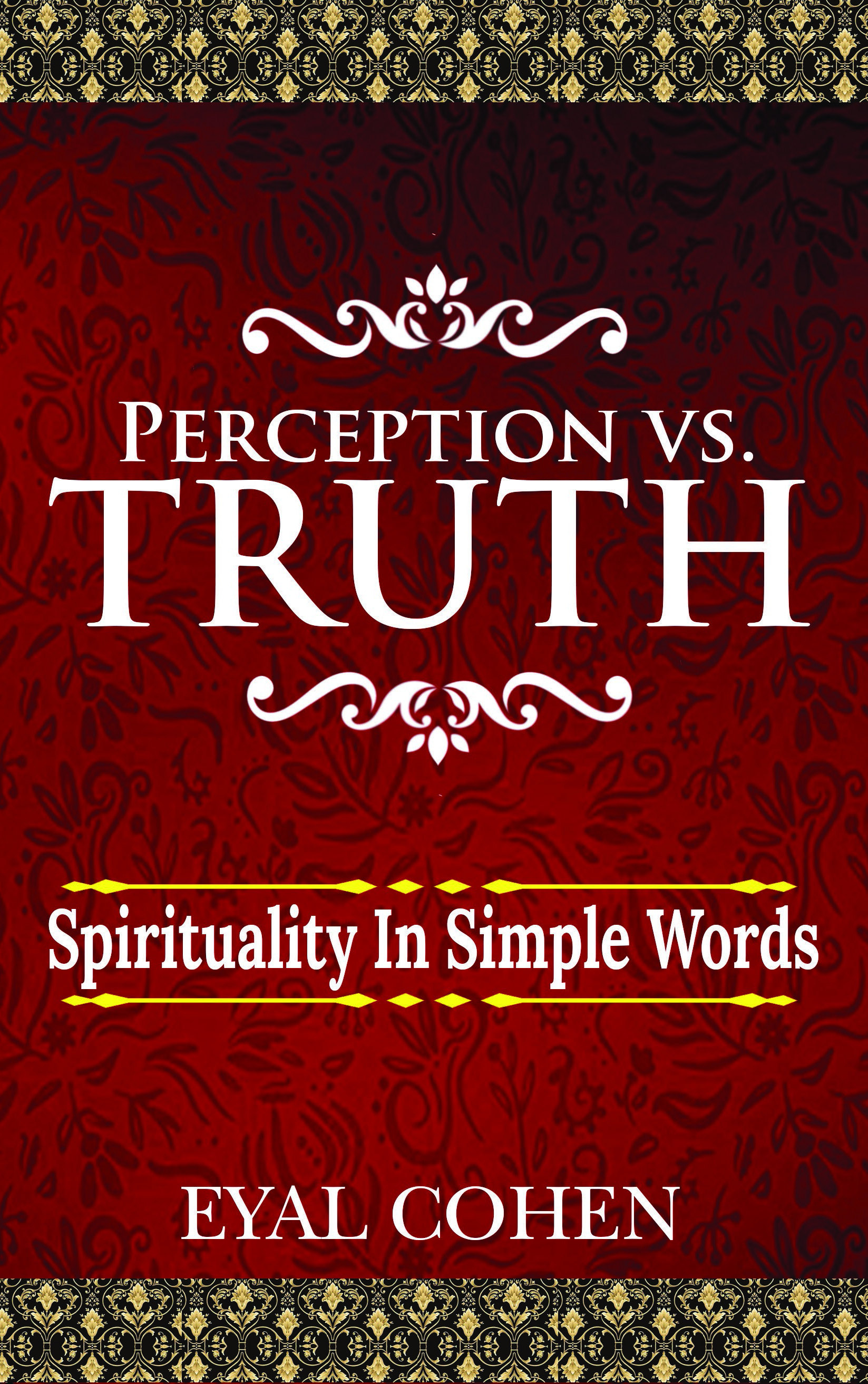 Perception vs. Truth cover