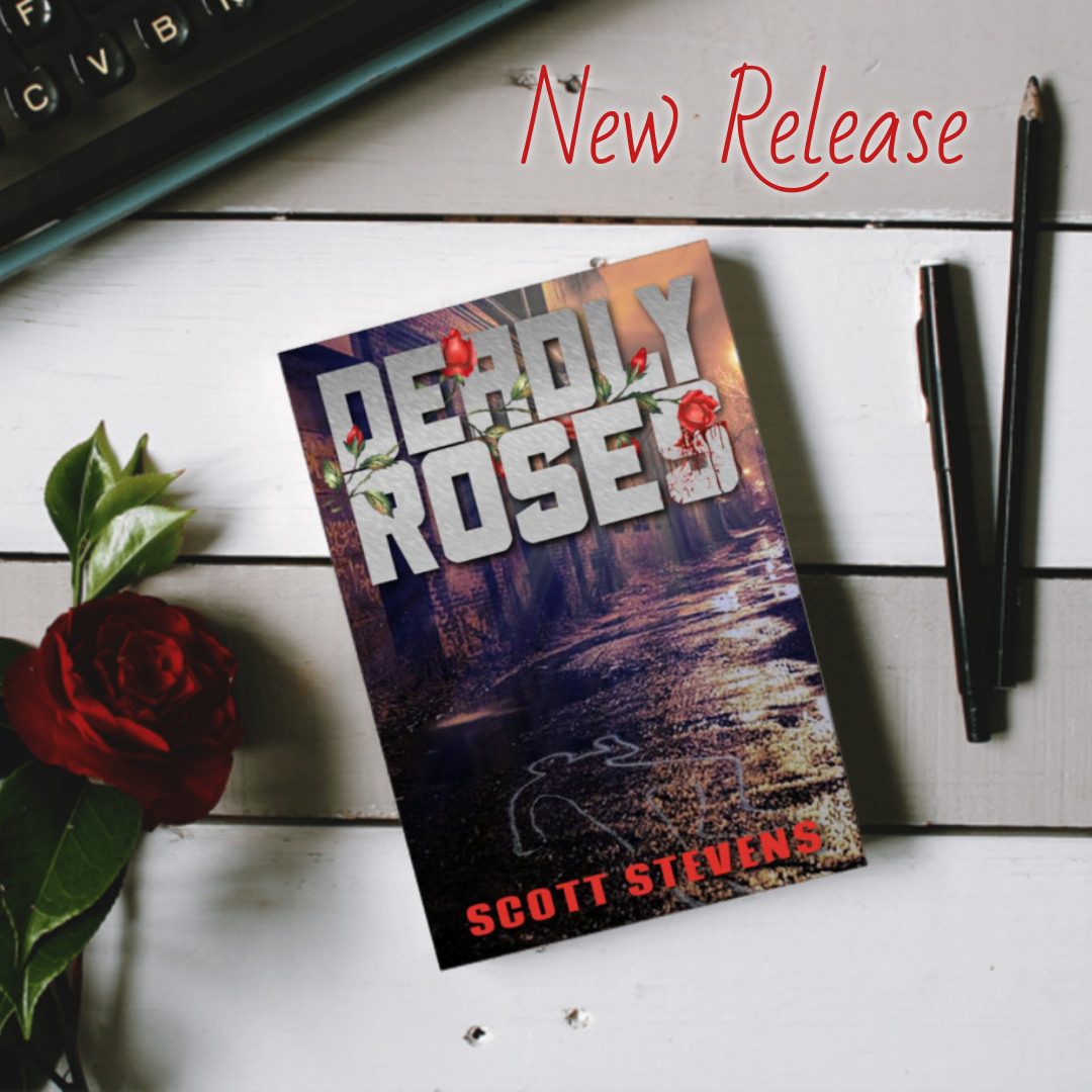 Deadly Roses new release banner