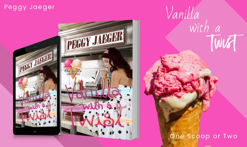 Vanilla with a Twist tablet, paperback