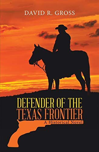 Defenders of the Texas Frontier cover