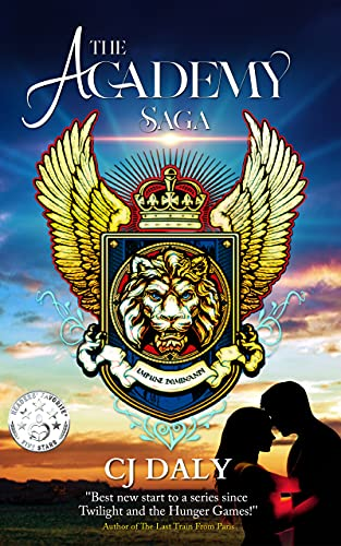 The Academy Saga, Book One cover