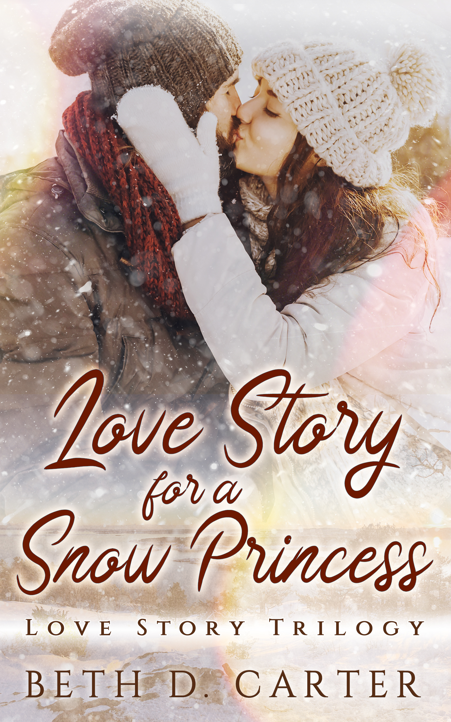 Love Story for a Snow Princess cover