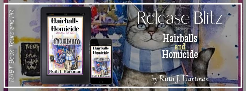 Hairballs and Homicide banner