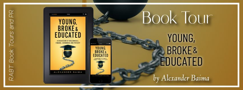Young, Broke & Educated banner