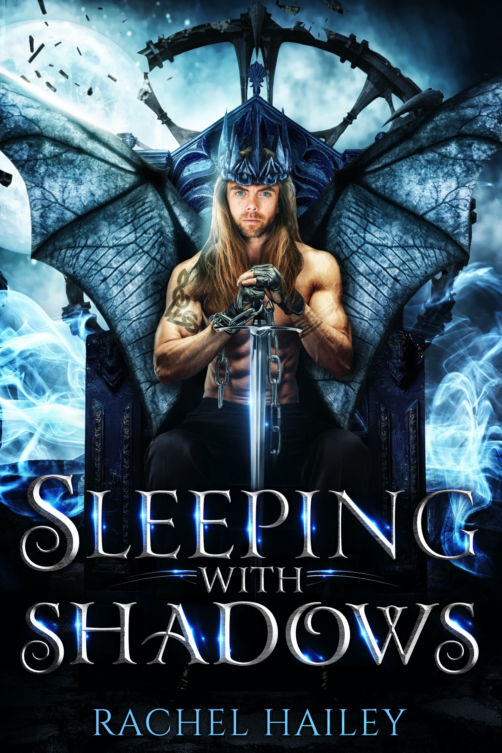 Sleeping with Shadows cover