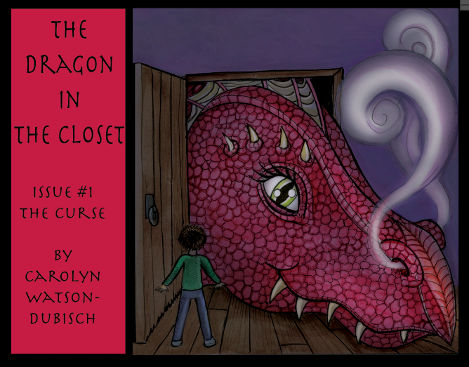 The Dragon in the Closet cover