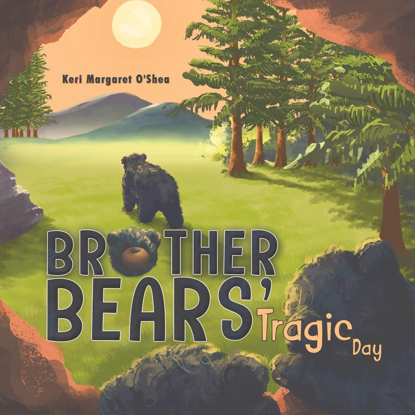 Brother Bears' Tragic Day cover