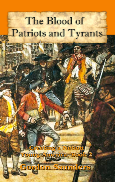 The Blood of Patriots and Tyrants cover