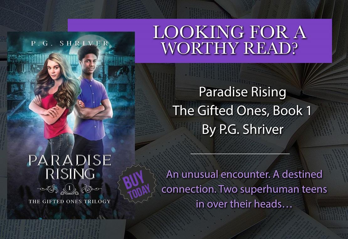 Paradise Rising paperback
