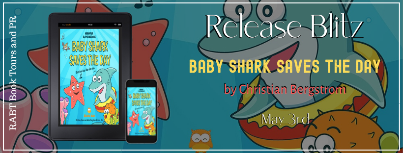 Baby Shark Saves the Day banner