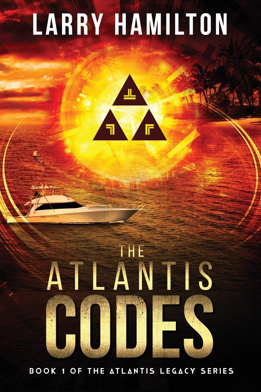 The Atlantis Codes cover