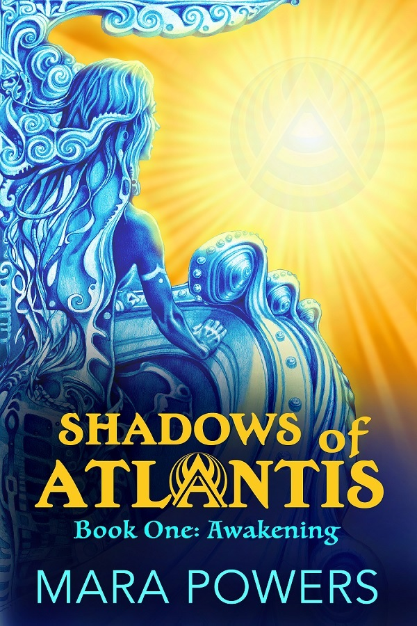 Shadows of Atlantis: Awakening  cover