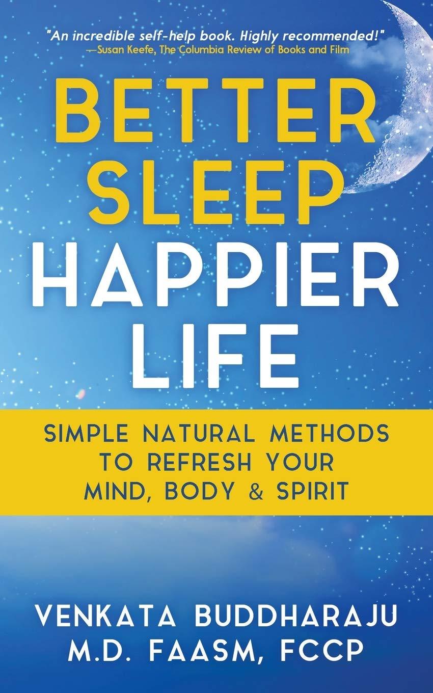 Better Sleep, Happier Life cover